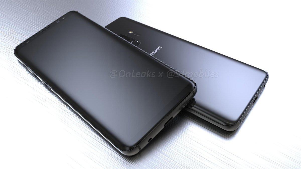 Les Samsung Galaxy S9 viseraient à «réinventer l'appareil photo»