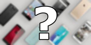 Les 10 smartphones les plus populaires sur FrAndroid en 2017