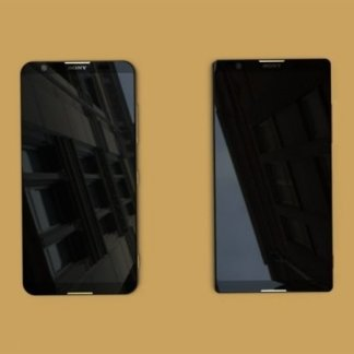 Sony Xperia 2018 : des photos présumées des modèles «borderless»