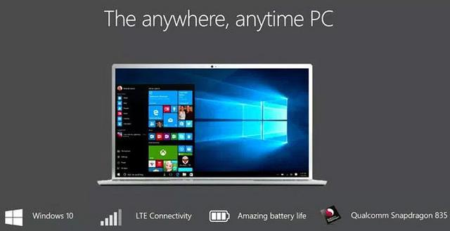 Samsung et Xiaomi travailleraient sur des PC portables Windows 10 sous Snapdragon 835