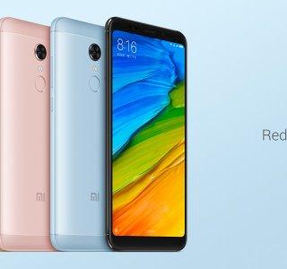 🔥 Bon plan : le Xiaomi Redmi 5 Plus est disponible à 122 euros