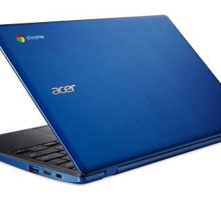Acer Chromebook 11 au CES 2018 : Play Store, USB Type C et 10 heures d'autonomie