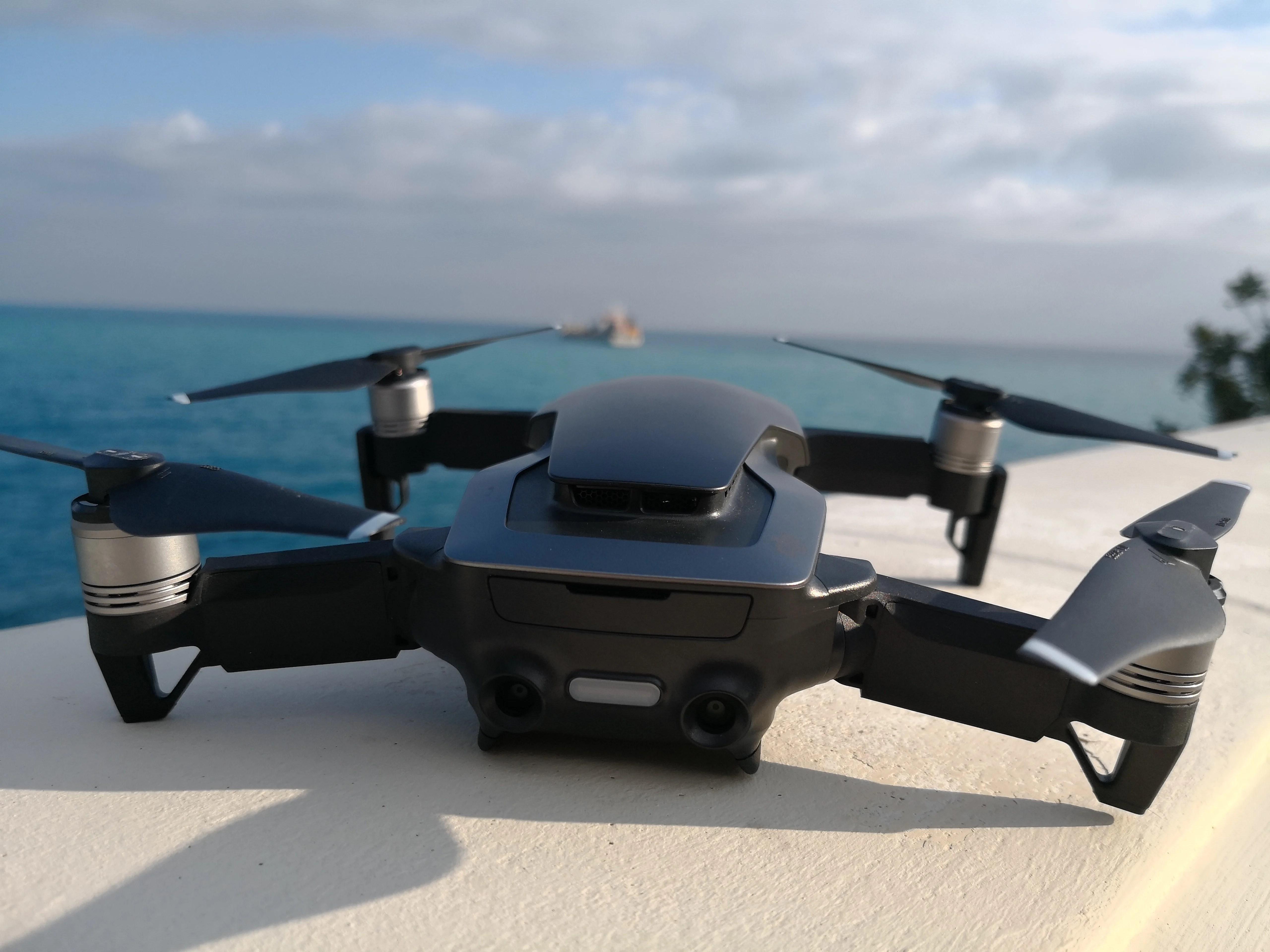 Test du DJI Mavic Air, votre nouveau compagnon de voyage ?