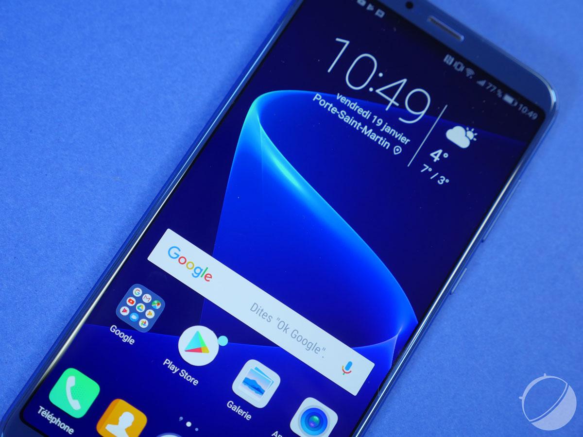 Honor ne sortira plus aucun smartphone avec un écran 16:9