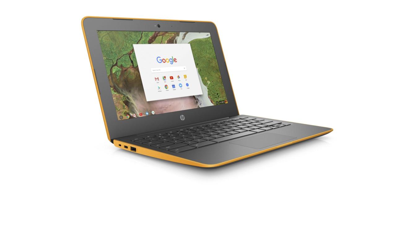 CES 2018 : deux nouveaux Chromebook de HP, G5 et G6, remis au goût du jour