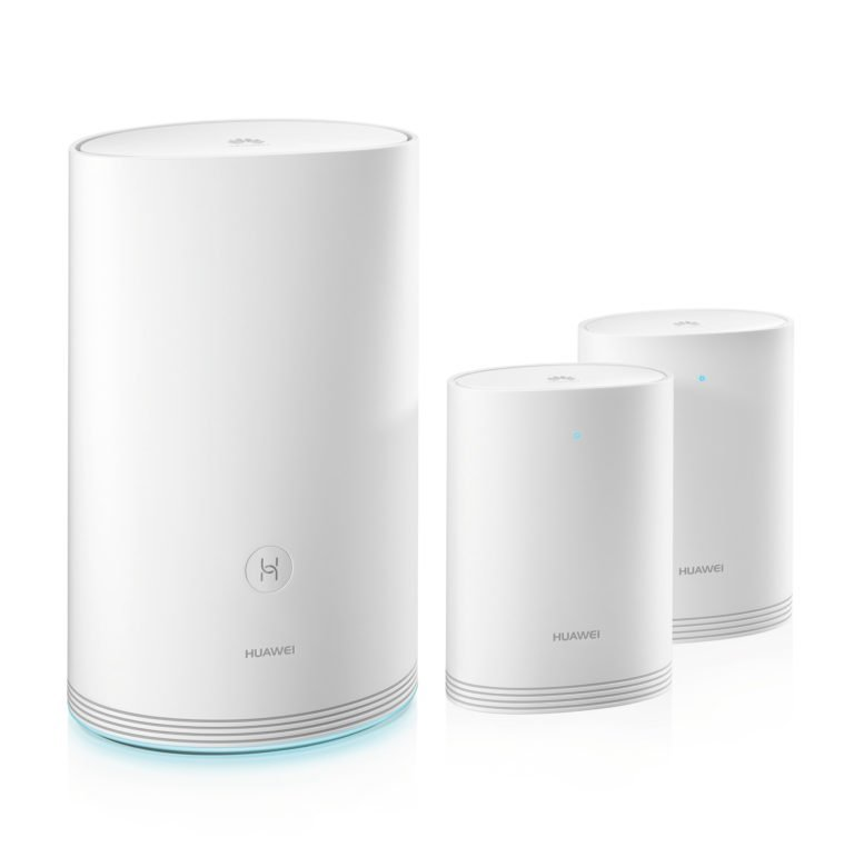 Huawei WiFi Q2 : un sérieux concurrent au Google WiFi avec un débit de 1876 Mbps – CES 2018