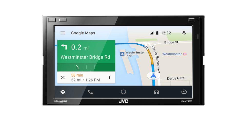 CES 2018 : JVC Kenwood veut connecter, sans fil, les anciennes voitures à Android Auto
