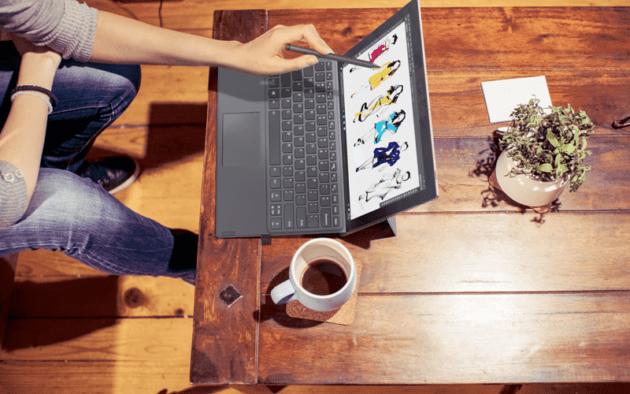 Lenovo dévoile la Miix 630 : une tablette avec Windows 10 S et Qualcomm Snapdragon 835 au CES 2018