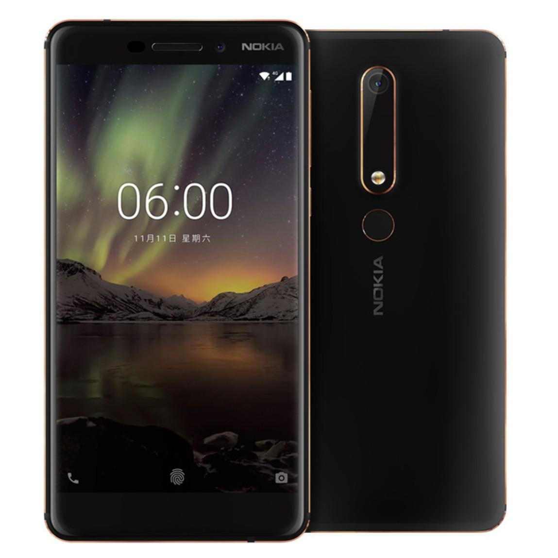 Le Nokia 6(2018), à peine lancé, reçoit déjà Android 8.0 Oreo