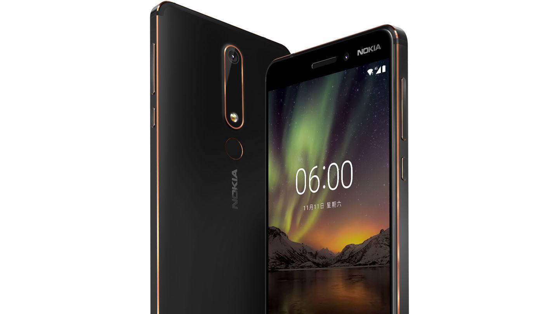 Le Nokia 6 (2018) a été officialisé: caractéristiques, prix et disponibilité