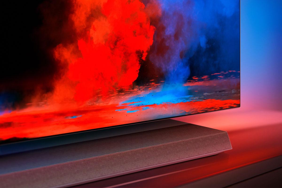 Philips s'attaque à l'OLED en force avec 5 téléviseurs équipés de Google Assistant en 2018