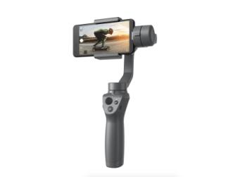 DJI Osmo Mobile 2 : le stabilisateur pour smartphone devient intelligent et gagne en autonomie