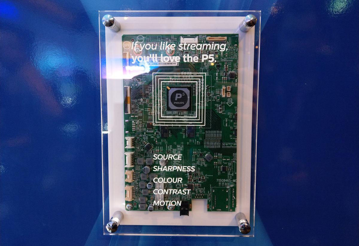 TV Philips : l'excellent processeur P5 Perfect Picture Engine débarque sur le milieu de gamme