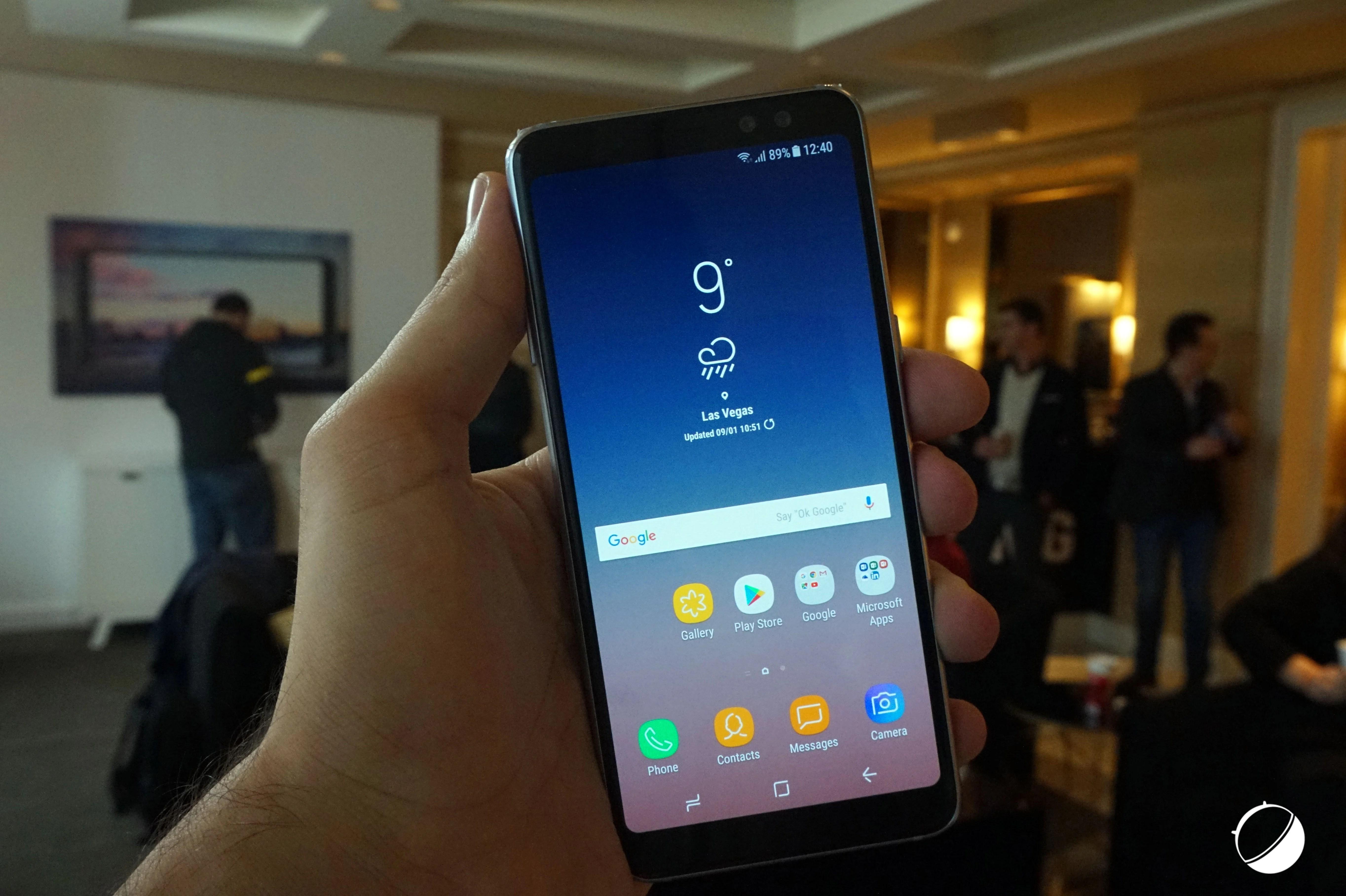 Où acheter le Samsung Galaxy A8 (2018) moins cher en 2020 ?