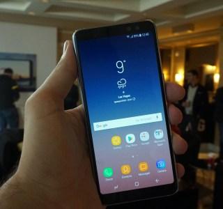 Prise en main du Samsung Galaxy A8(2018): une grosse montée en gamme