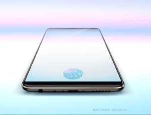 Nouvelle démo en vidéo d'un scanner d'empreinte sous écran