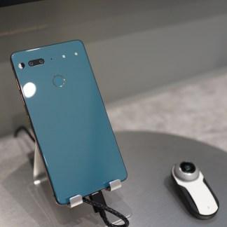 Essential Phone (PH-1) : voici les nouveaux coloris en photos