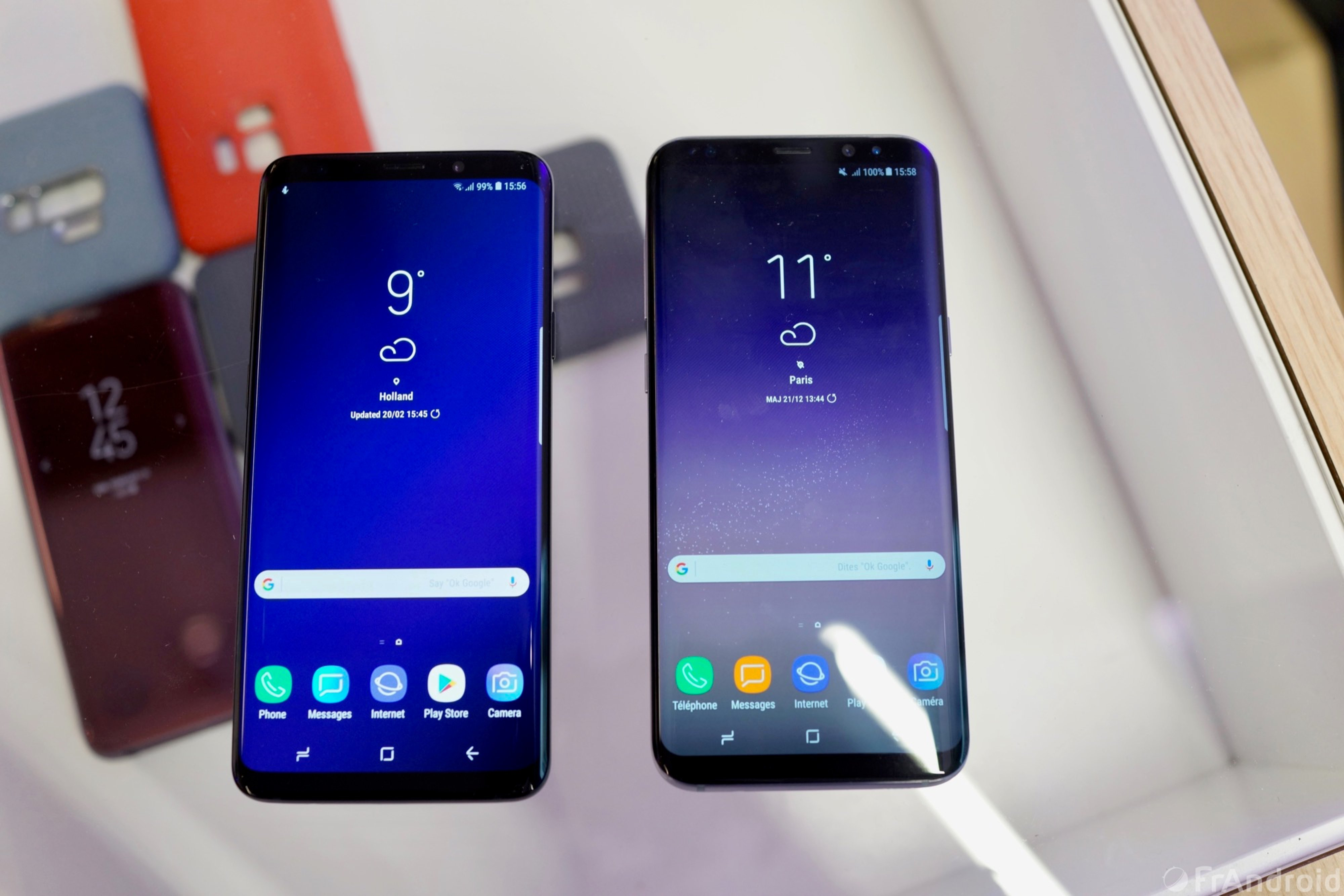 Samsung Galaxy S9 : quelles différences avec le Galaxy S8 ?