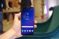 Prise en main du Samsung Galaxy S9 et du Galaxy S9+