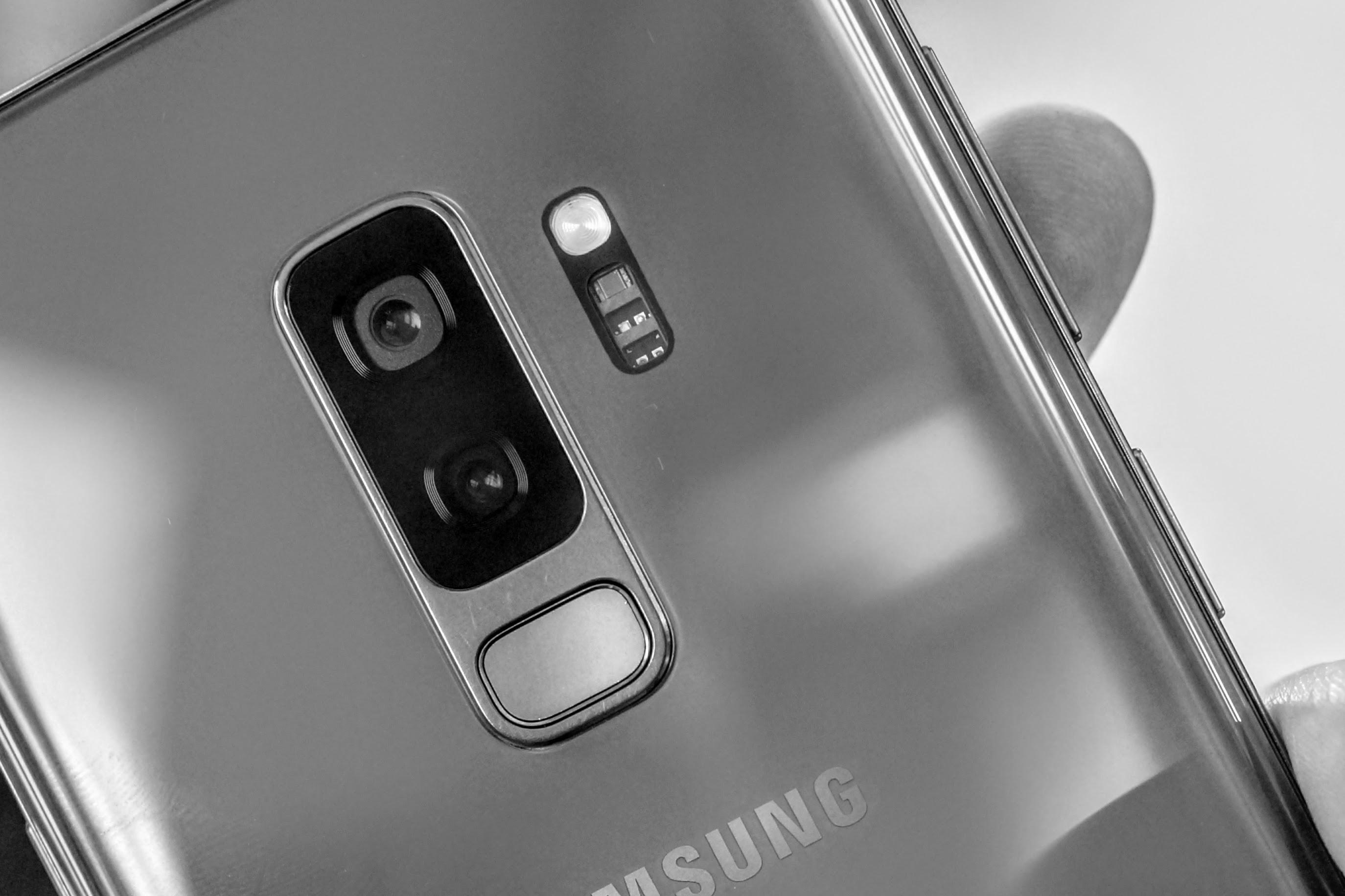 Le Samsung Galaxy S9 n'est pas le premier téléphone avec une caméra à ouverture variable