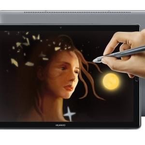 Huawei MediaPad M5 : 3 tablettes haut de gamme à partir de 349 euros – MWC 2018