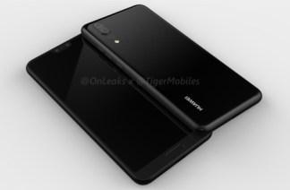 Le Huawei P20 se dévoile sous tous les angles, toujours inspiré par l'iPhone X