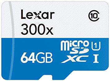 🔥 Bon plan : la carte microSD Lexar 300x de 64 Go est à 15 euros sur Cdiscount