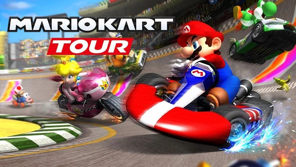Mario Kart Tour sera disponible en bêta le mois prochain sur Android