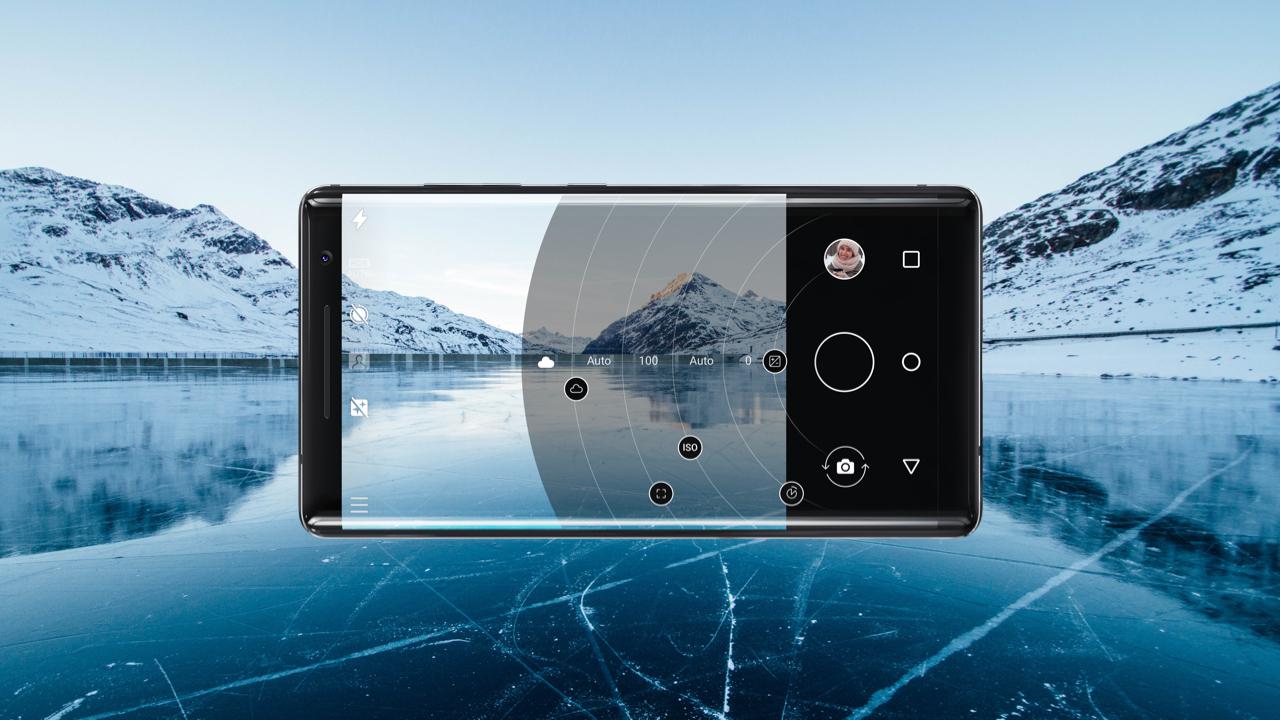 MWC 2018 : le Nokia 7 Plus et le Nokia 8 Sirocco intègrent la meilleure app des Lumia