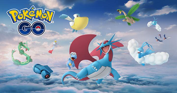 Pokémon Go : le légendaire Rayquaza débarque
