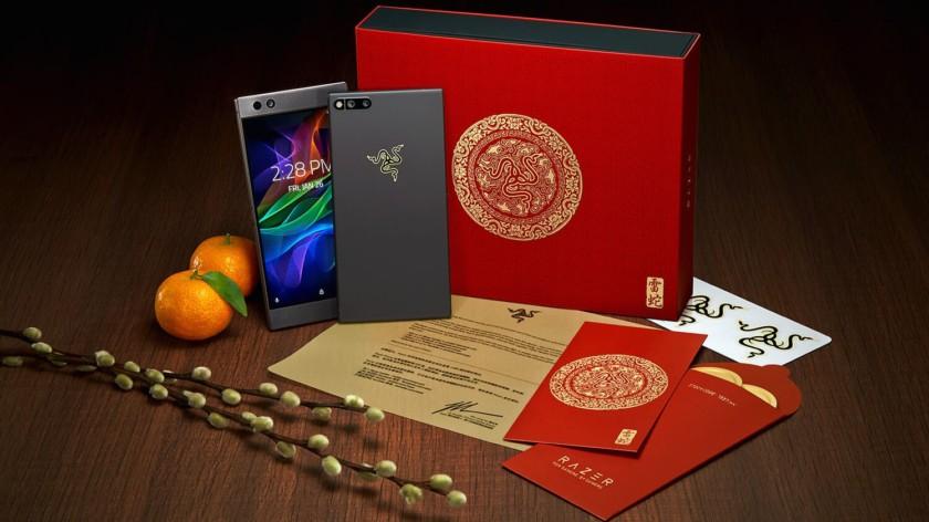 Le Razer Phone s'offre une édition limitée, aussi sobre que superbe