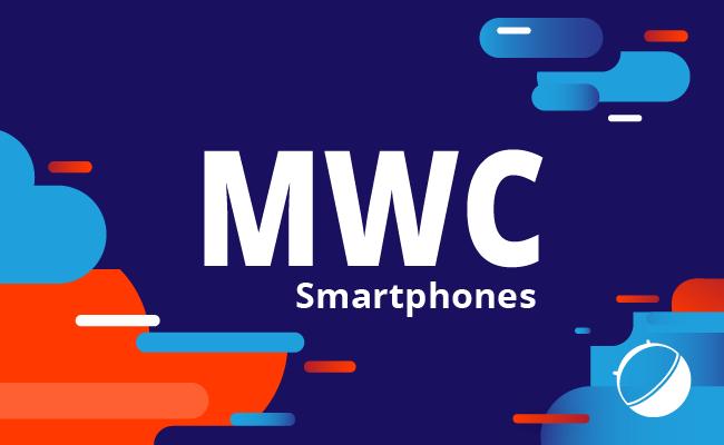 MWC 2018 : toutes les annonces de smartphones au salon de Barcelone