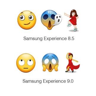 Ouf! Samsung corrige enfin ses émojis discordants ?