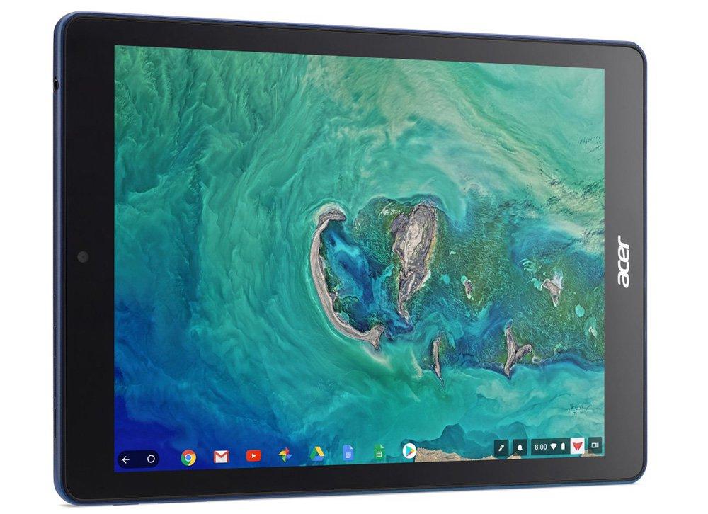 Chromebook Tab 10 : Acer présente la première tablette sous Chrome OS pour contrer Apple