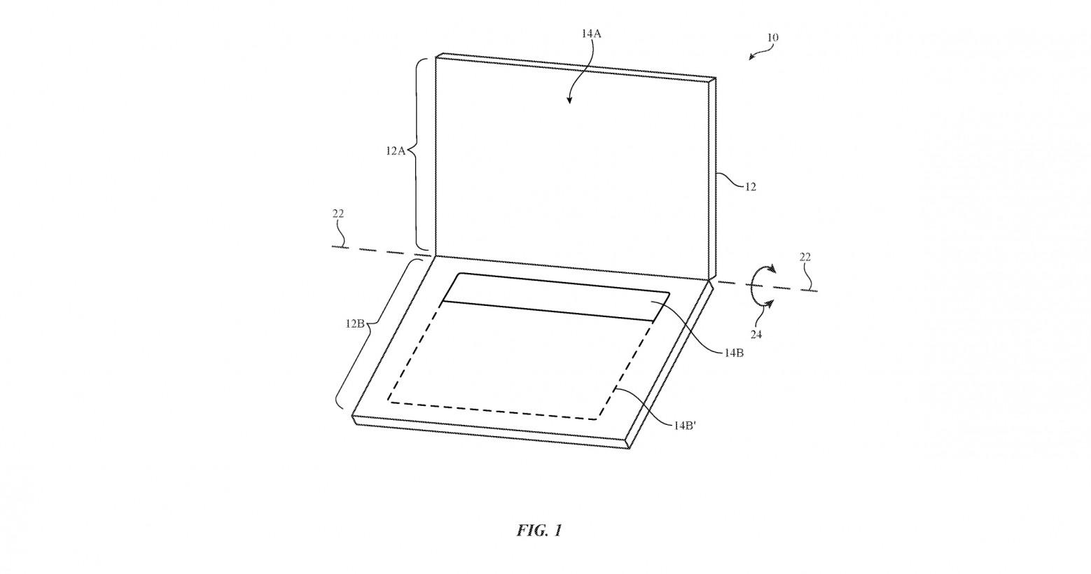 Apple veut créer un ordinateur à 2 écrans sans clavier physique