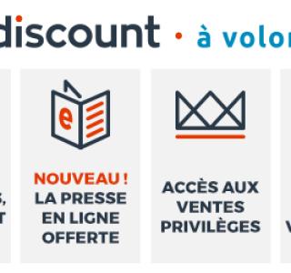 🔥 Bon plan : l'abonnement Cdiscount à volonté est gratuit pendant un mois sans engagement