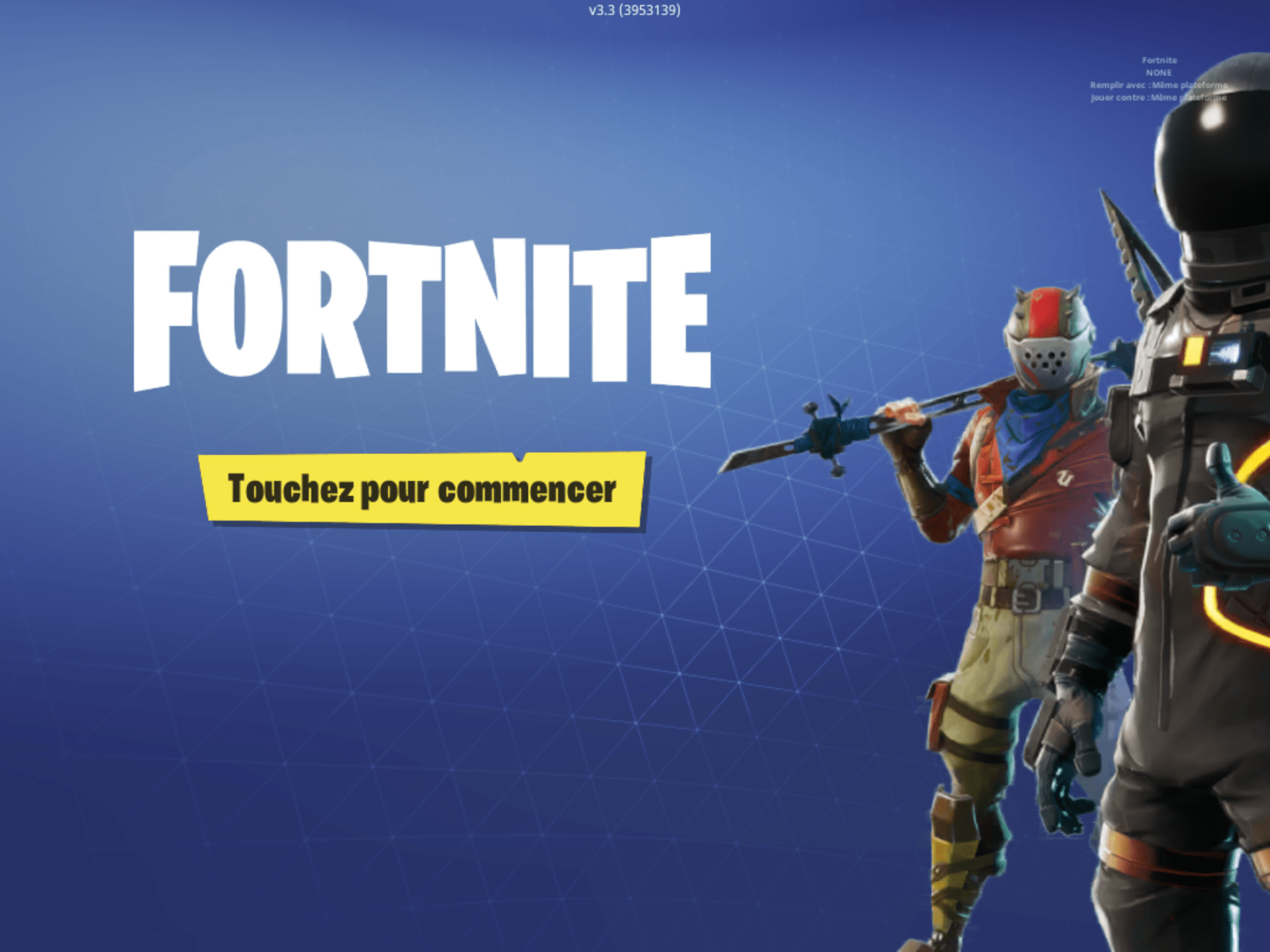 Fortnite sur Android : pas de Play Store, mais une disponibilité sur le Galaxy Apps de Samsung