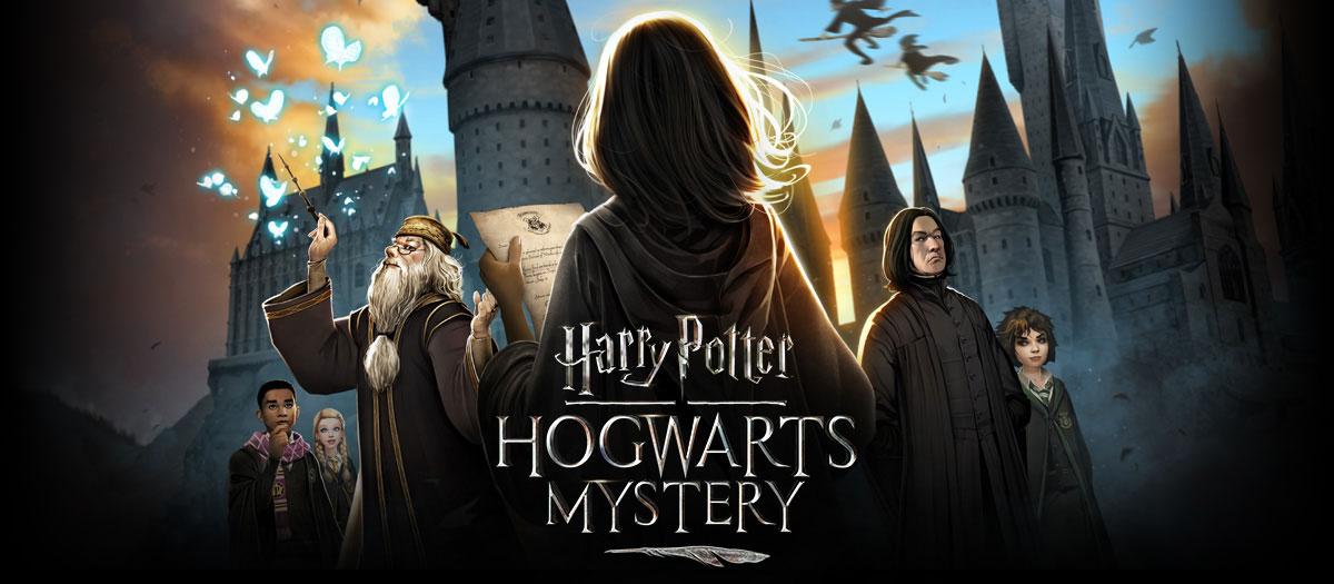 Harry Potter: Hogwarts Mystery est disponible, devenez un apprenti sorcier à Poudlard