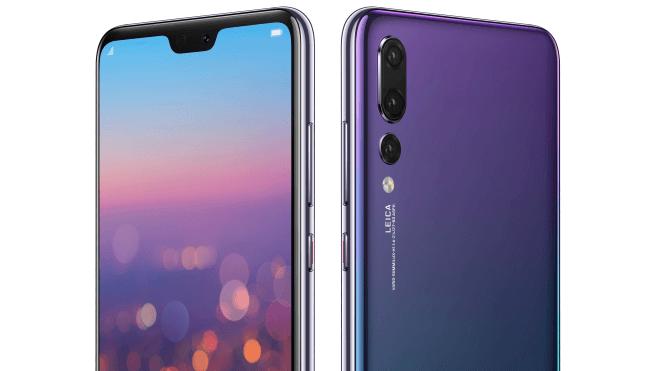 Huawei P20 Pro : une fiche technique partielle confirme un capteur photo de 40 mégapixels