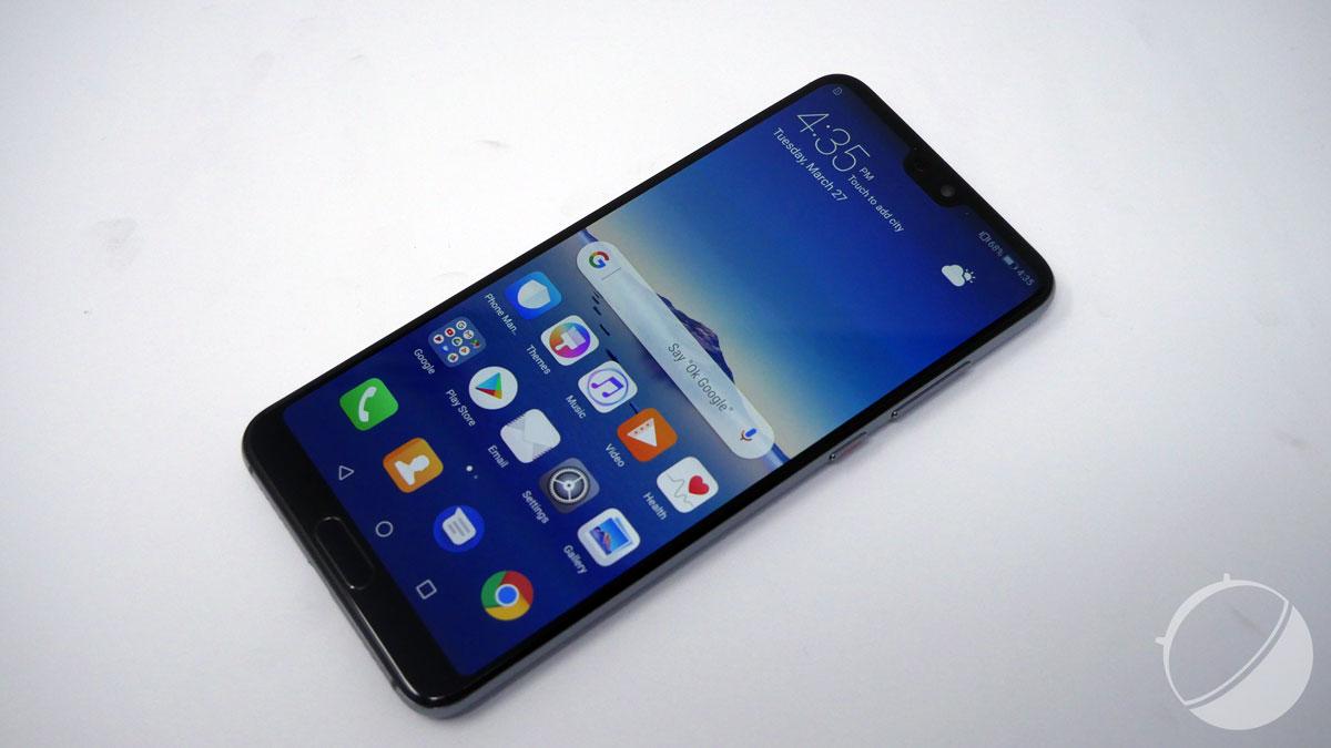 Unboxing du Huawei P20 Pro : la photo vraiment réinventée