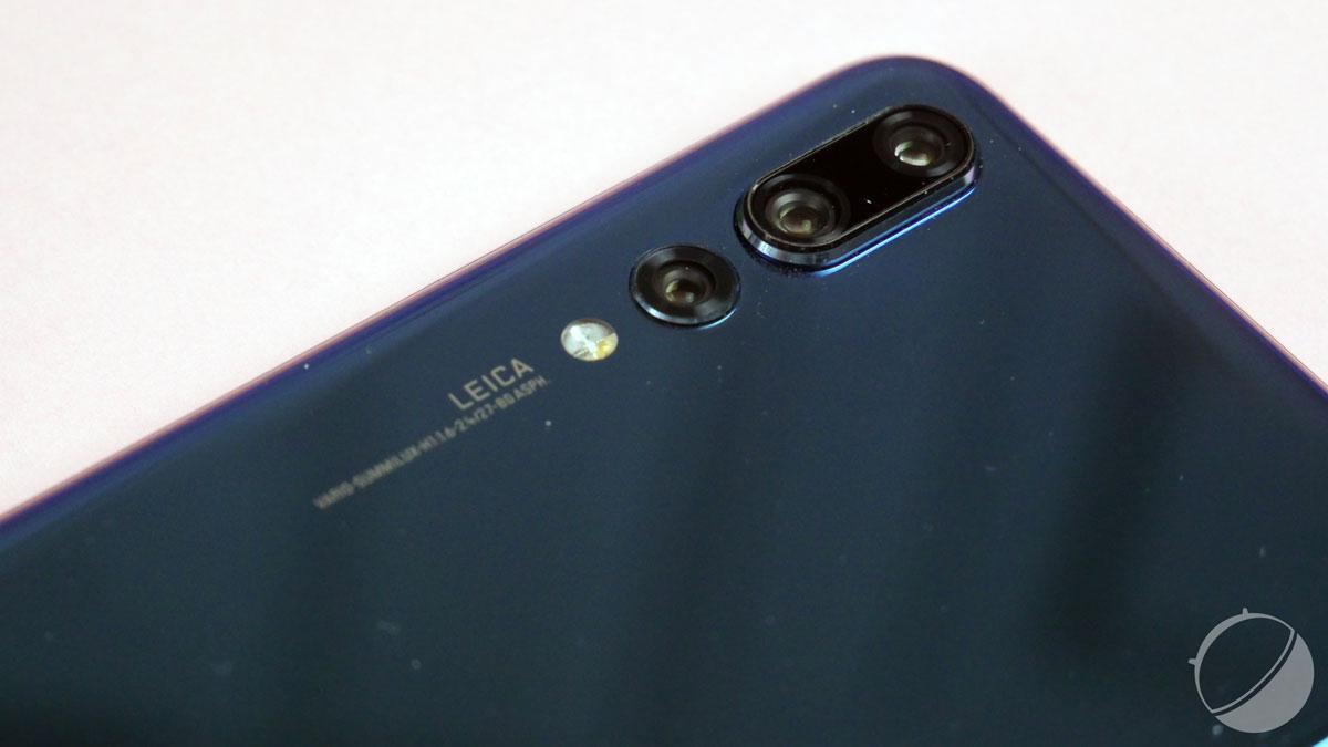 Huawei P20 Pro: la stabilisation optique est plus poussée qu'on ne le croit