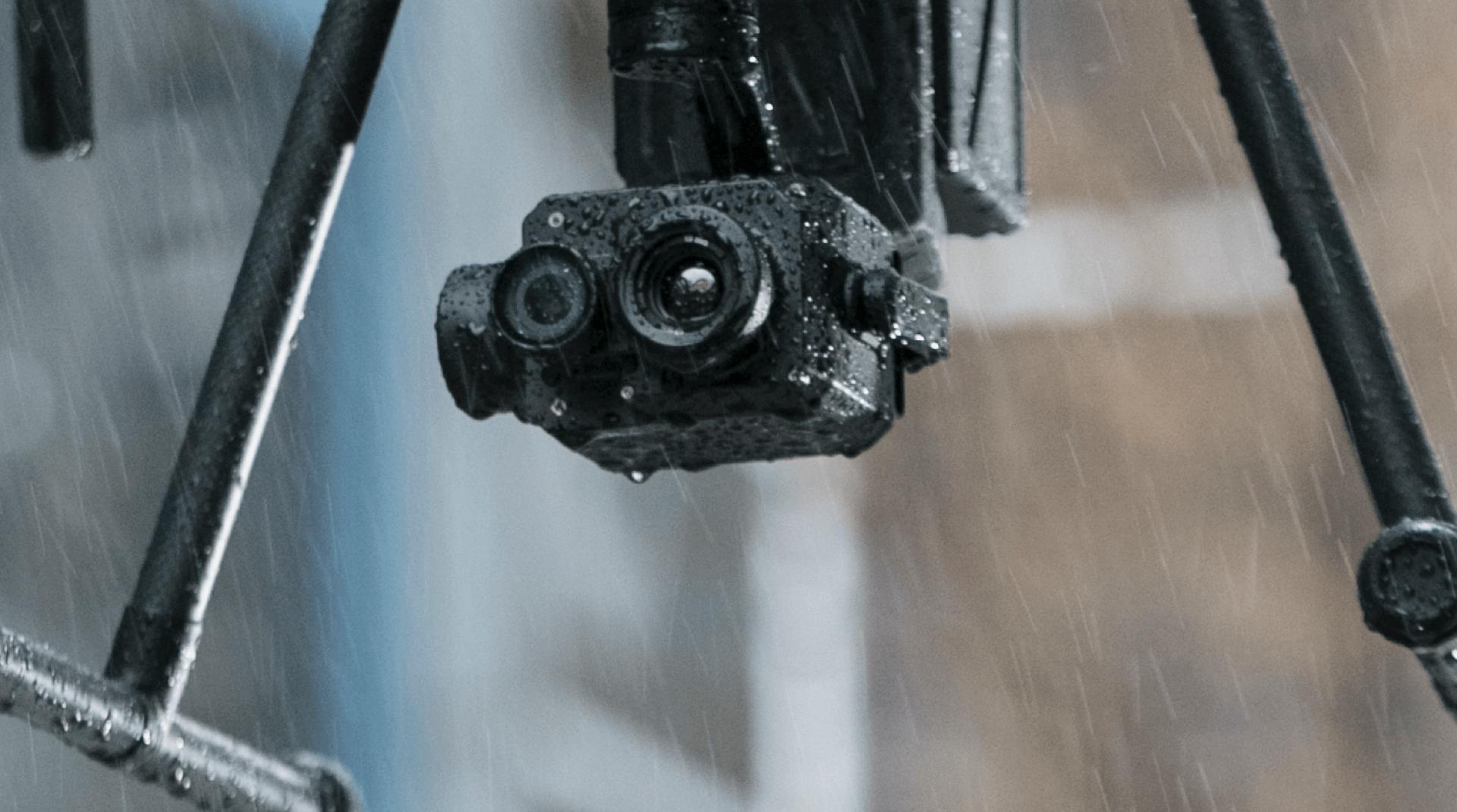 DJI Zenmuse XT2 : une nouvelle caméra thermique impressionnante pour drones