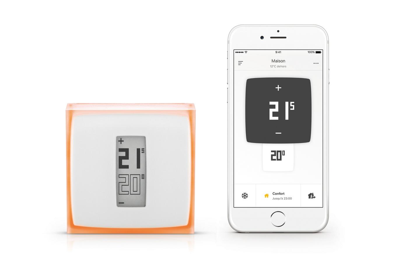🔥 Bon plan : le thermostat connecté Netatmo + Google Home Mini à 139 euros au lieu de 228 euros
