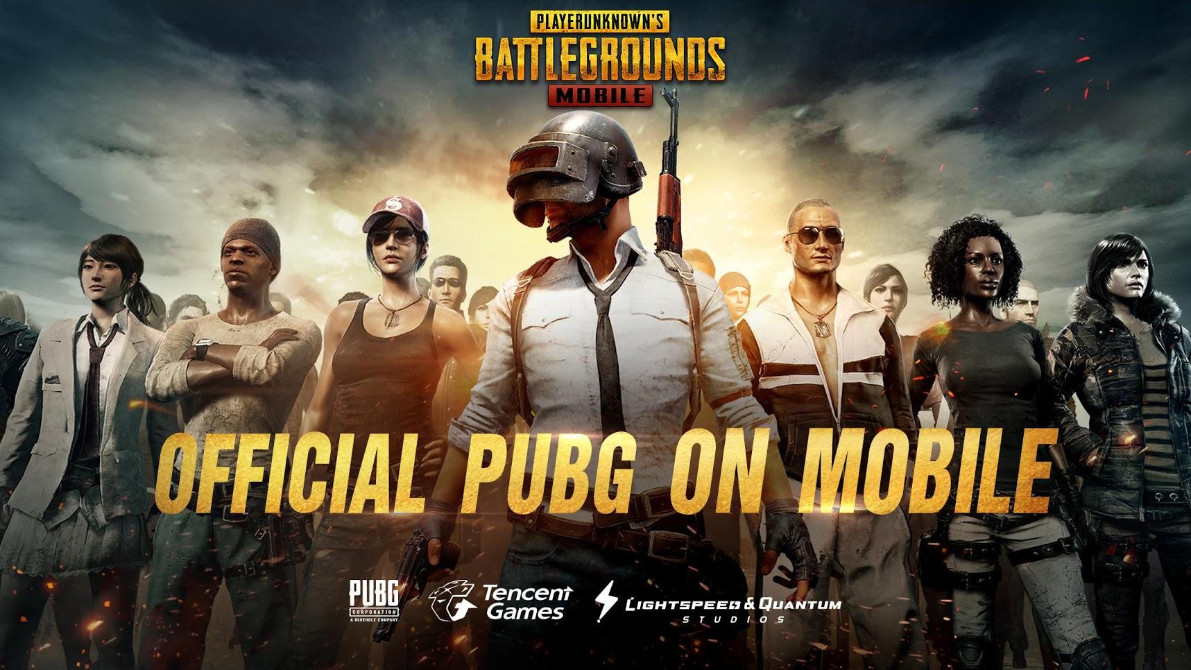 PUBG: téléchargez-le sur le Play Store français