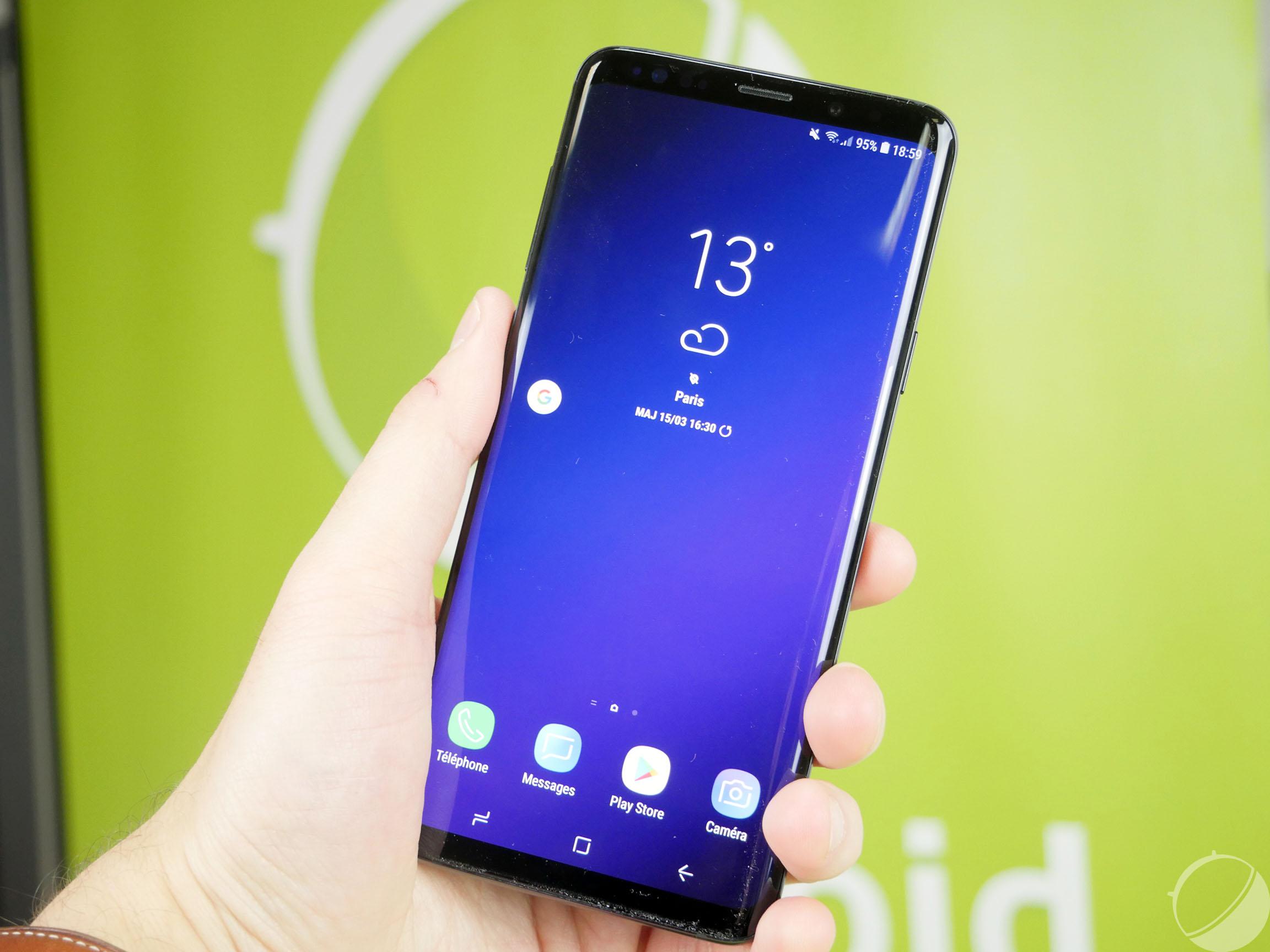 Le forum en parle : que vaut le Samsung Galaxy S9+ ?