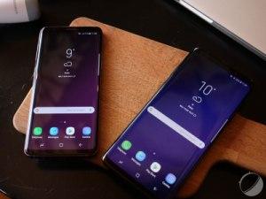 Samsung Galaxy S9 : grâce à Treble, une première ROM AOSP très complète
