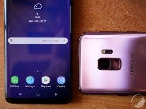 Le Samsung Galaxy S9 récupère le mode photo de nuit du Galaxy S10