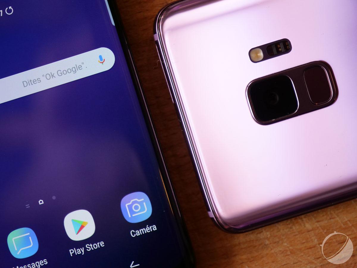 Le Samsung Galaxy S9 Plus était le smartphone Android le plus vendu en mai