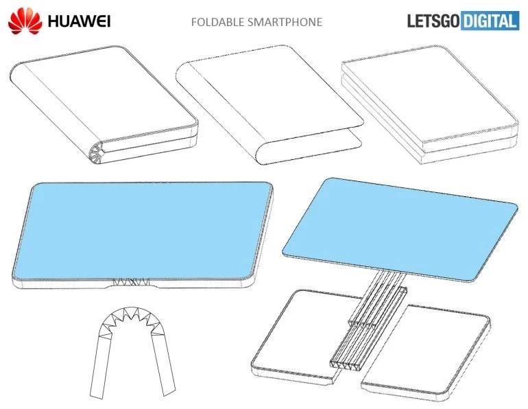 Huawei se dépêcherait de lancer un smartphone pliable pour coiffer Samsung au poteau