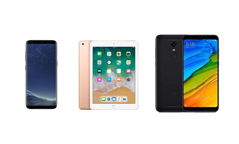 Galaxy S8+, iPad 2018 et Xiaomi Redmi 5 Plus : les French Days démarrent sur Rakuten – PriceMinister